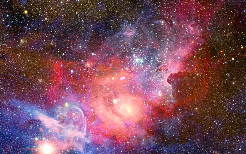 A huge star nursery, relatively speaking.
