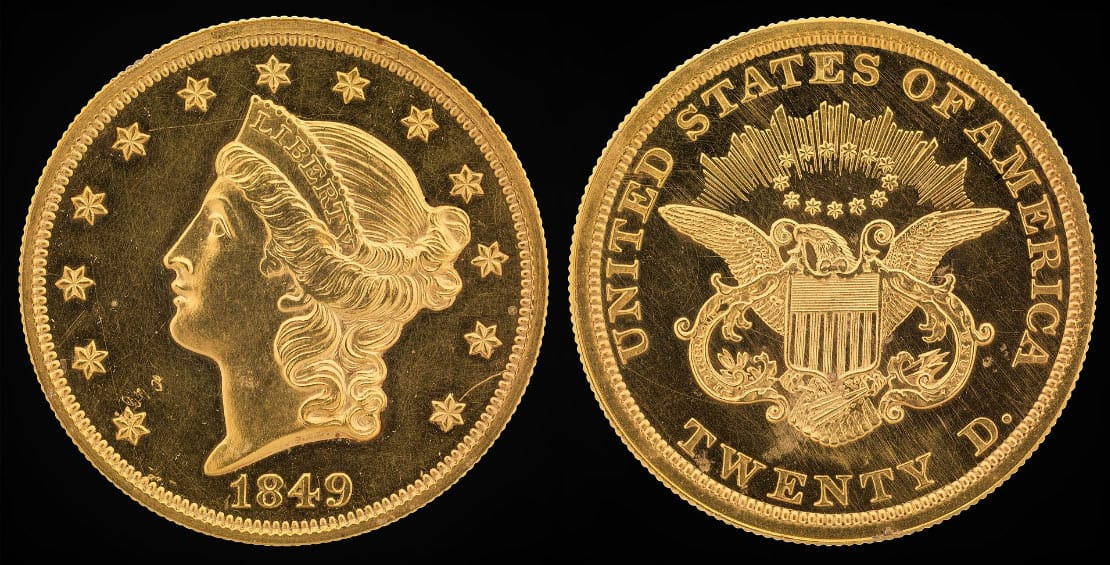 1849 Double Eagle