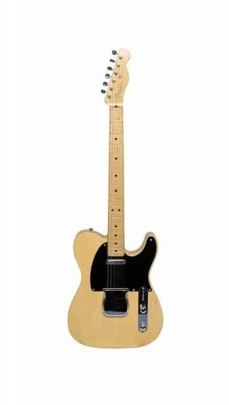 "1951 Les Paul Fender ""NoCaster""  height="