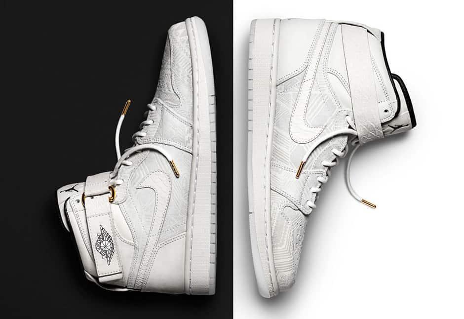 Air Jordan I High Strap Just Don BHM
