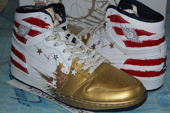 """Air Jordan I x Dave White - """"Wings for the Future"""""""