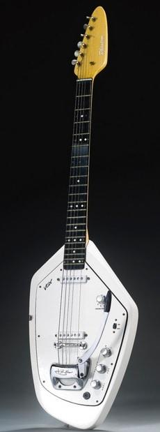 1964 Vox V251 Guitar Organ Prototype