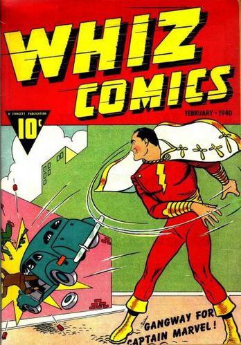 Whiz Comics #2 (#1)