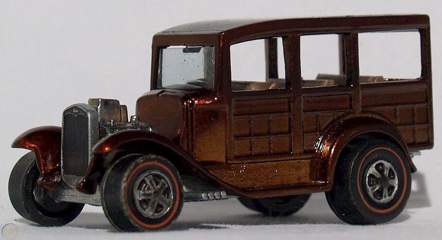 Brown Classic '31 Woody