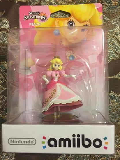 Legless Princess Peach