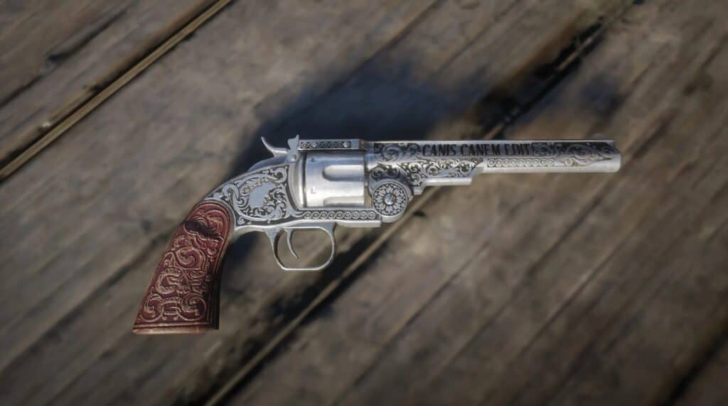 Calloway's Revolver