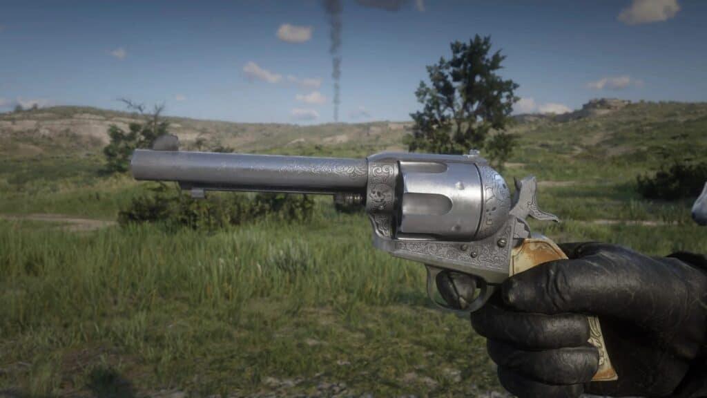 Flaco's Revolver