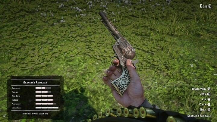 Granger's Revolver