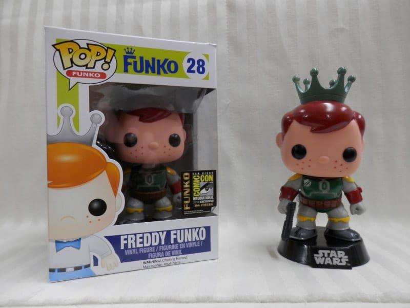 Freddy Funko as Boba Fett (Red Hair)