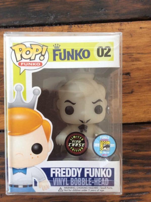 Freddy Funko as Count Chocula