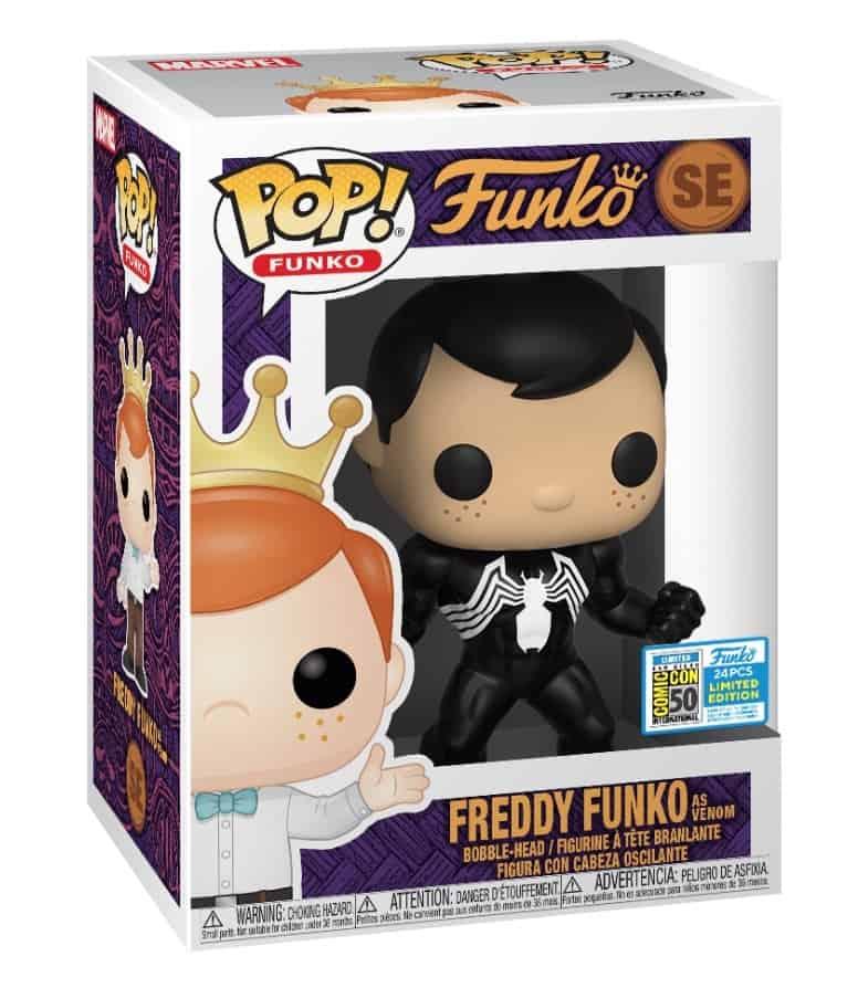 Freddy Funko Venom