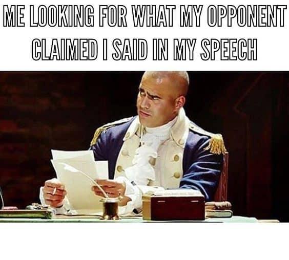 Debate Memes