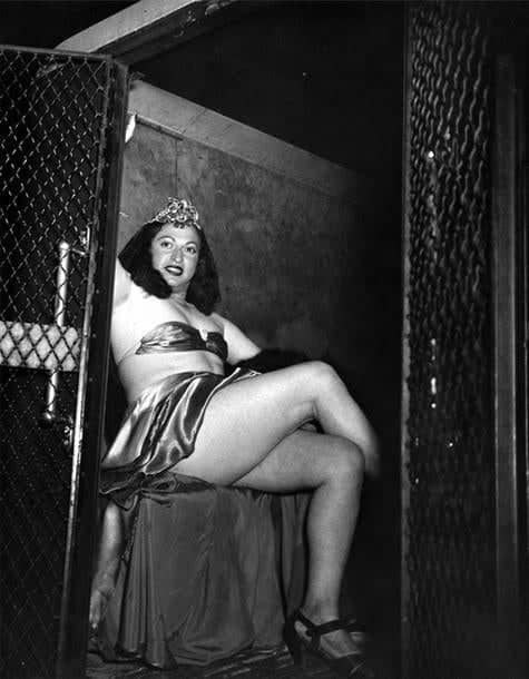 Drag Queen Arrested