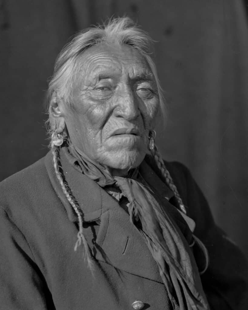 First Nations People, Harry Pollard