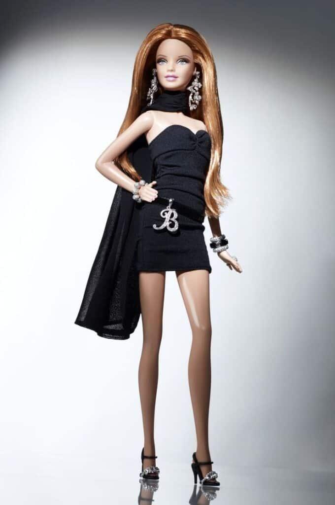 Lorraine Schwartz Barbie Doll