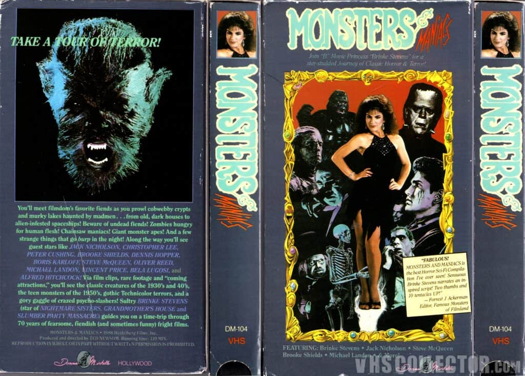 Monsters and Maniacs