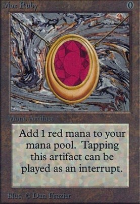 The Mox Cards