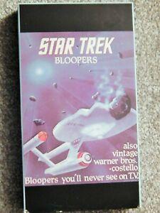 Star Trek Blooper Reels