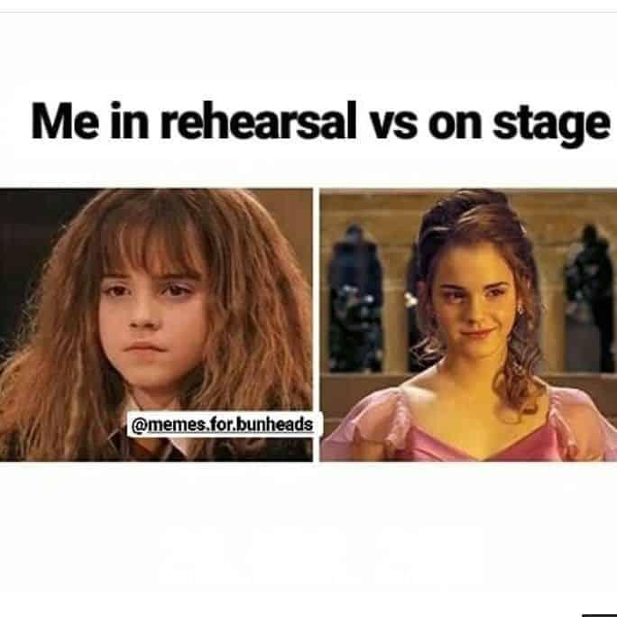Ballet Memes