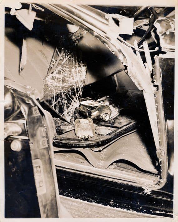 Drunk Driving Multi-Car Collision