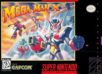 Megaman X 3