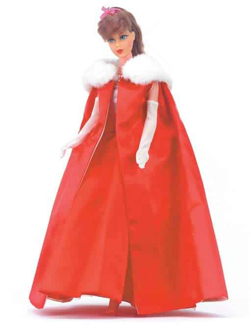 Midnight Red Barbie