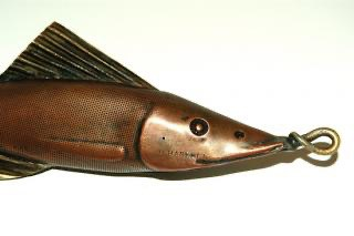 Haskell Minnow Lure