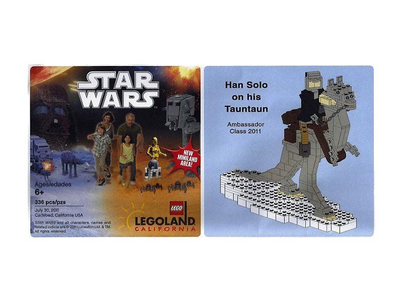 Han Solo On Tauntaun