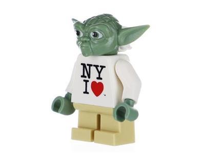 """LEGO Yoda Wearing """"I Love NY"""" shirt"""