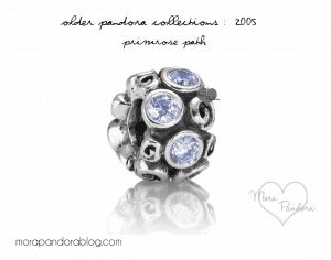Blue Primrose Path Charm