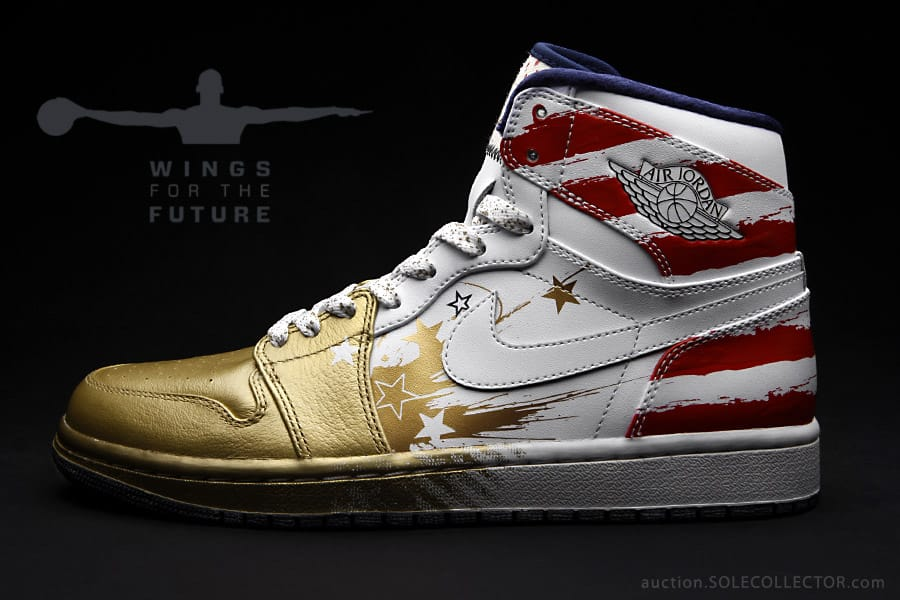 Air Jordan 1 'WINGS for the Future'