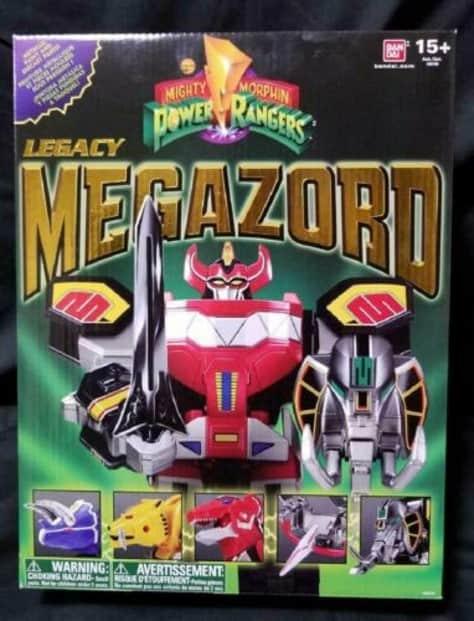 20th Legacy Megazord