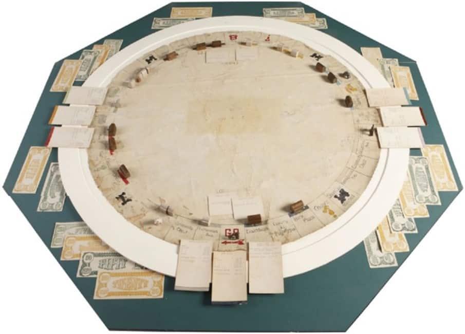 Charles Darrow's Handmade Monopoly Sets