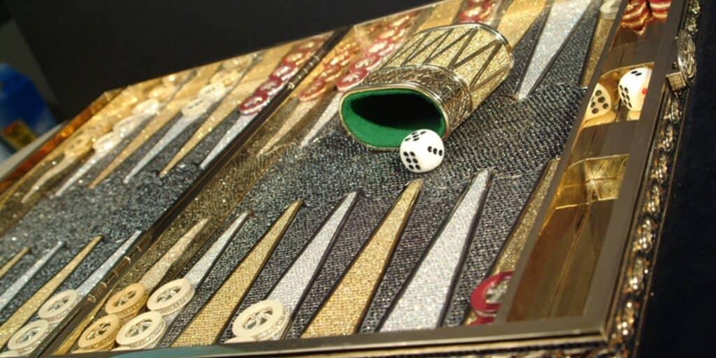 Charles Hollander Backgammon