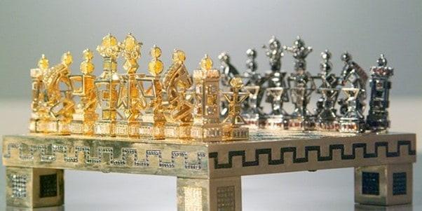 Jewel Royal Chess Set