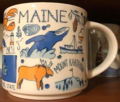 Maine v1 Mug