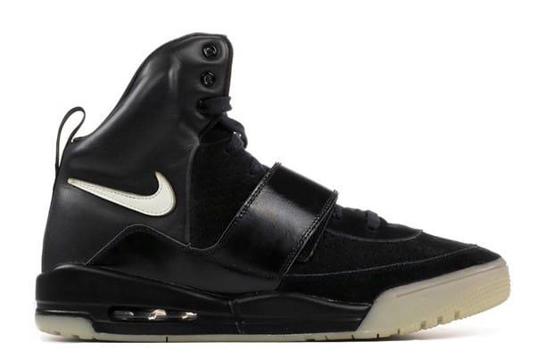 """Nike Air Yeezy """"Black/Glow"""
