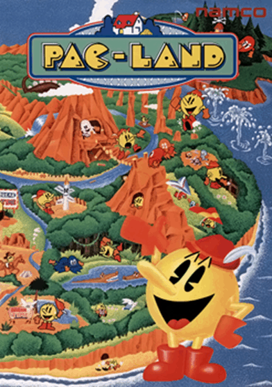 Pacland – Rare