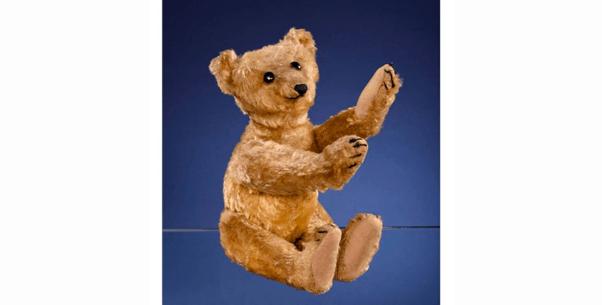 Steiff PB 28 Rod Bear
