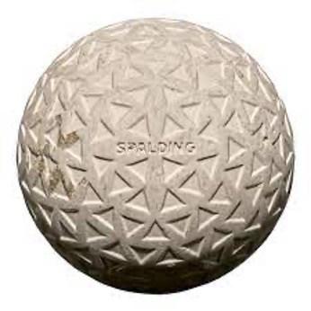 Triangle Mesh Golf Balls
