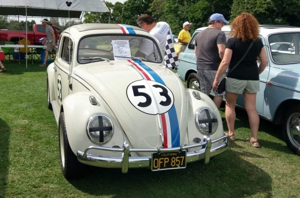1963 Volkswagen Beetle #53