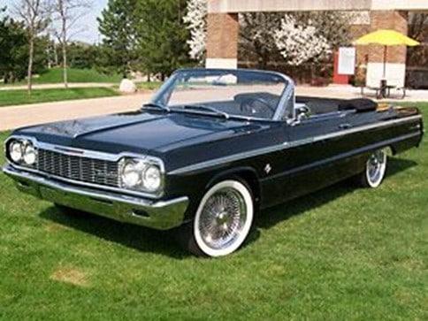 Chevy Impala SS 409