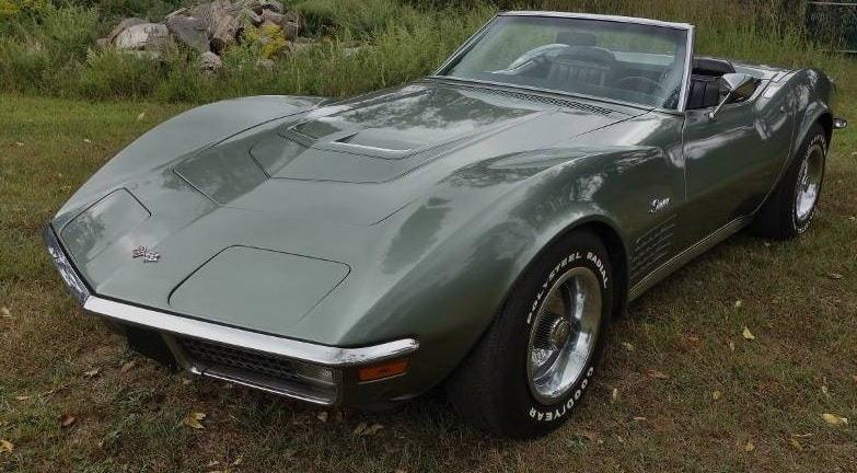 1971 Corvette ZR1