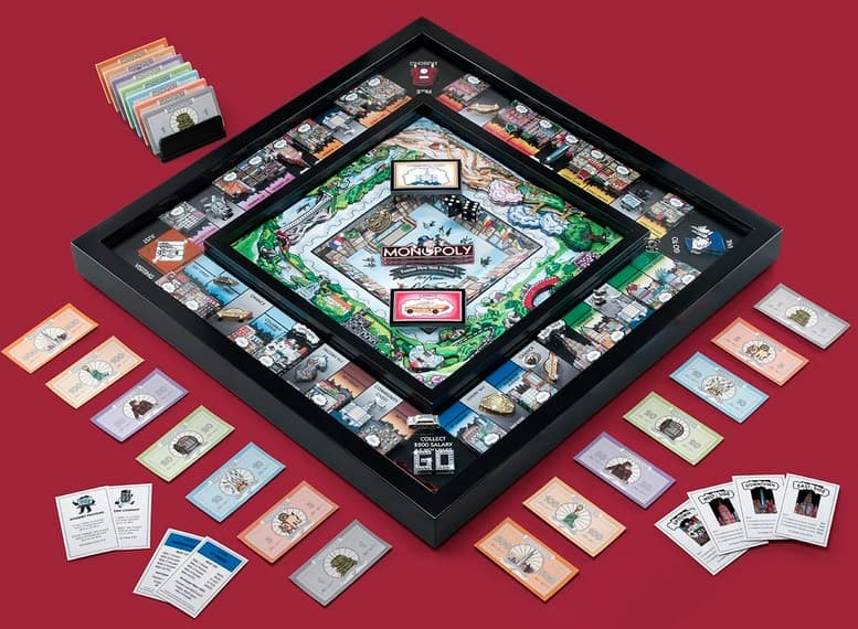 3D Monopoly New York Edition