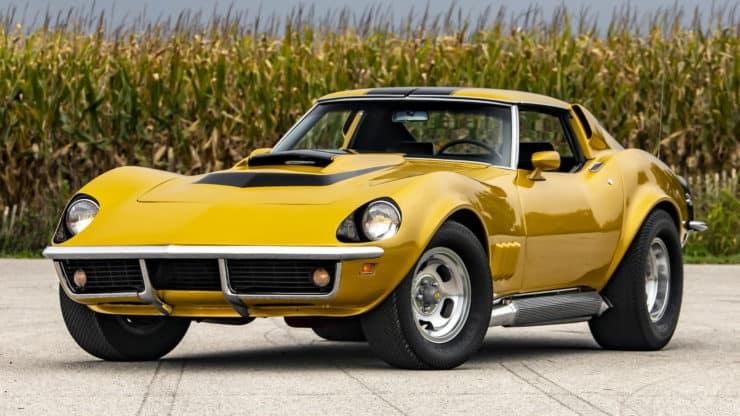 Baldwin-Motion Phase III GT Corvettes