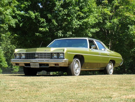 Chevy Impala ACRS