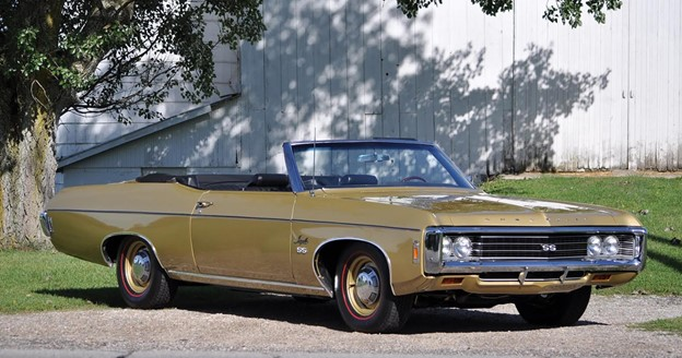 Chevy Impala SS L72 427