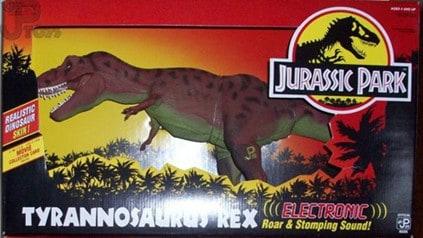 Electronic T-Rex