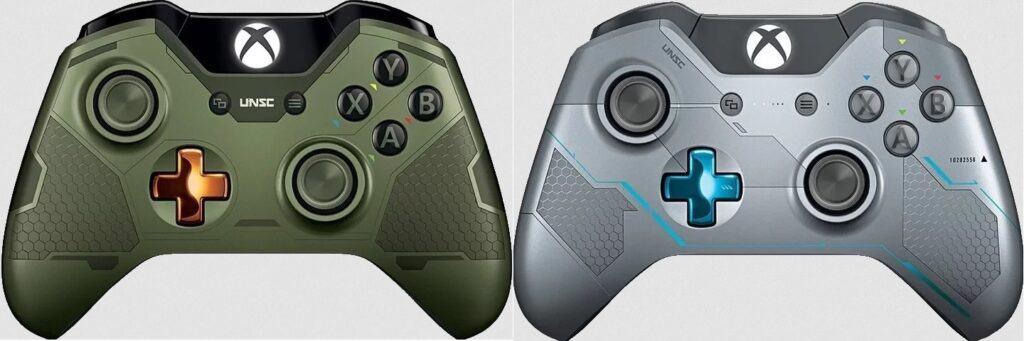 Halo 5: Guardians Master Chief and Spartan Locke