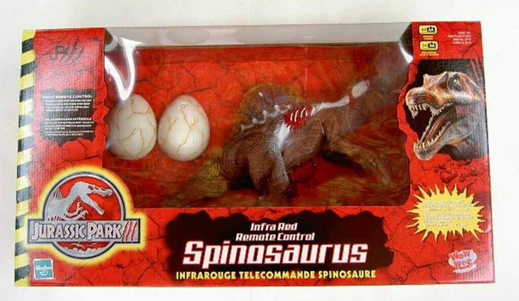 InfraRed Remote Control Spinosaurus